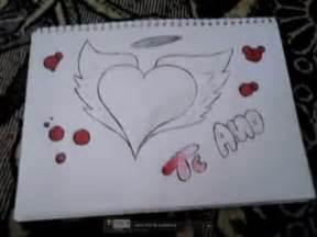como aser corazones bonitos como hacer un dibujo de un corazon facil con dos