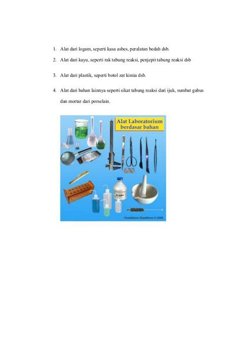 Pinset Lab bab 1 pengenalan alat di laboratorium