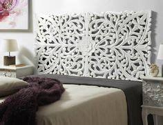 kopfteil kerala trittico bianco in legno 150 x 150 cm trittico testiere