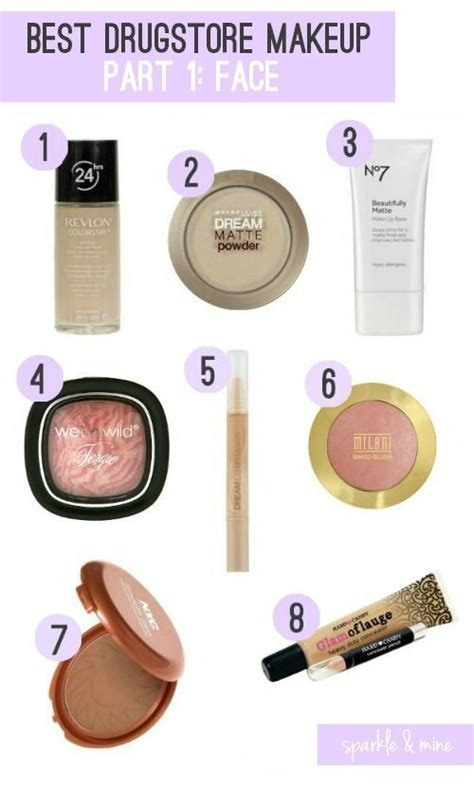 Sparkle & Mine: The Best Drugstore Makeup Ever! Part 1