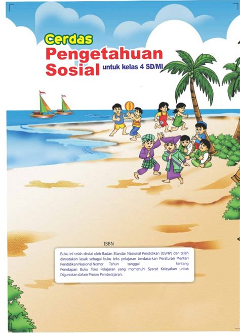 Ips Pengetahuan Sosial 5 Sd kelas iv sd cerdas pengetahuan sosial retno heny pujiati