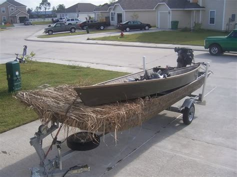 homemade duck hunting boat blinds homemade duck boat blind plans myideasbedroom