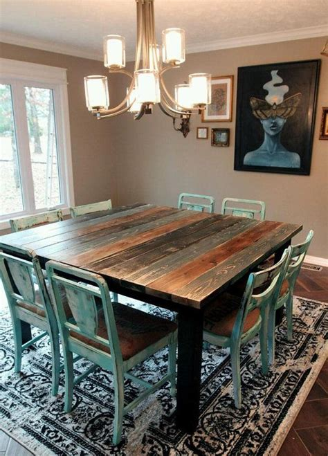 how to stain a dining room table 21243