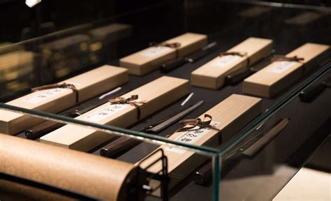 kitchen knives melbourne you can now buy high end japanese tanto knives in
