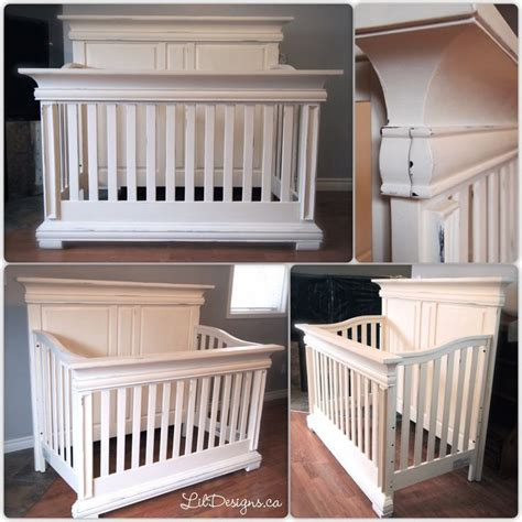 diy chalk paint crib 1000 images about vintage white on china
