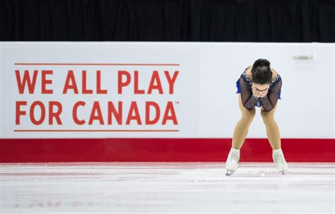 Canadian Records Free Gabrielle Daleman Can Breathe Again After Regaining National Crown Toronto
