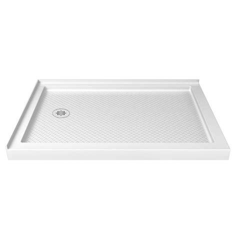 40 X 48 Shower Pan by Dreamline Slimline 36 In X 48 In Threshold Shower