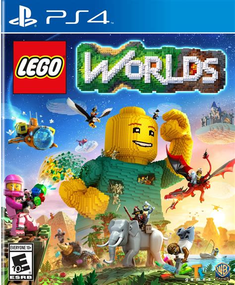 lego worlds ps4 xbox one nintendo switch codes tips guide unofficial books lego worlds release date switch xbox one ps4