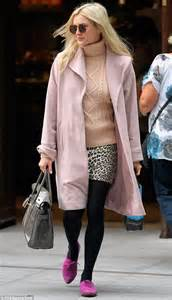celebrity juice rounds fearne cotton swaps a floral jumpsuit for a winter coat