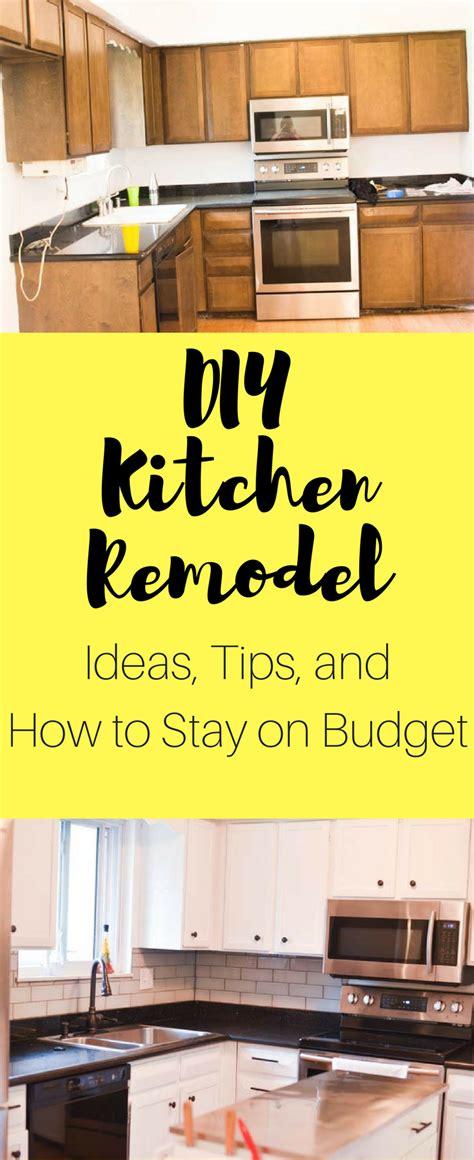 diy small kitchen remodel ideas diy kitchen remodel ideas