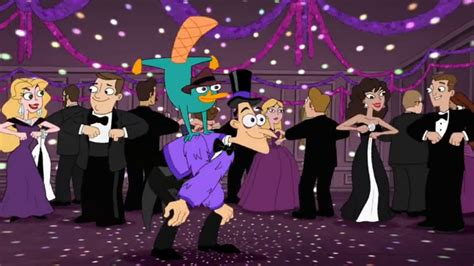 phineas and ferb new year image doof and perry new year jpg phineas and