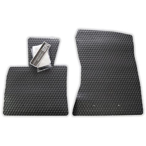 porsche boxster custom  weather rubber floor mats