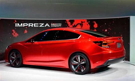 Subaru Impreza 2020 Release Date by 2020 Subaru Impreza Redesign Specs Release Date Price