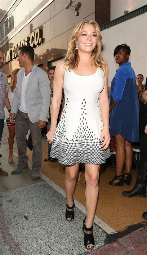 Which Of Leann Rimess 3 Cmas Dresses Do You Like Best by Leann Rimes Photos Photos Leann Rimes Dresses Up In La