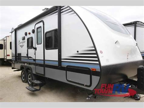 travel trailers by forest river rv forest river inc 2018 new forest river rv surveyor 201rbs travel trailer in