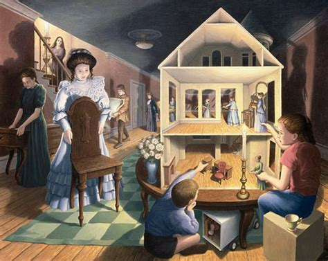 All Hd Images Rob Gonsalves Paintings Wallpapers
