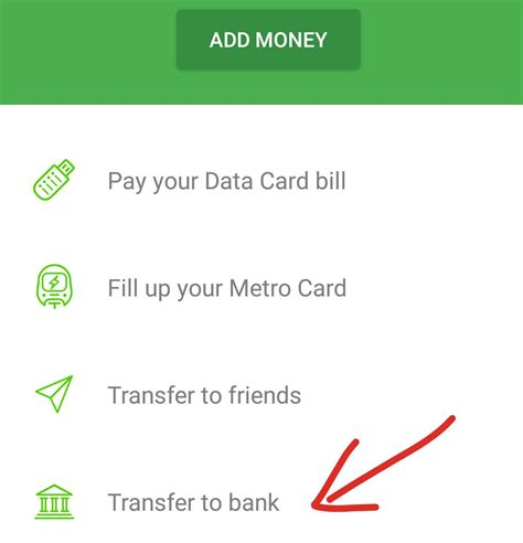 can you make a bank transfer from a credit card ola money now you can transfer your ola money to your bank