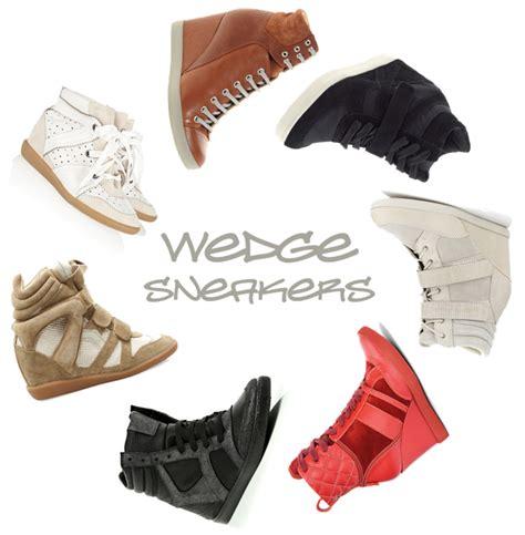 partymixtape trend alert wedge sneakers