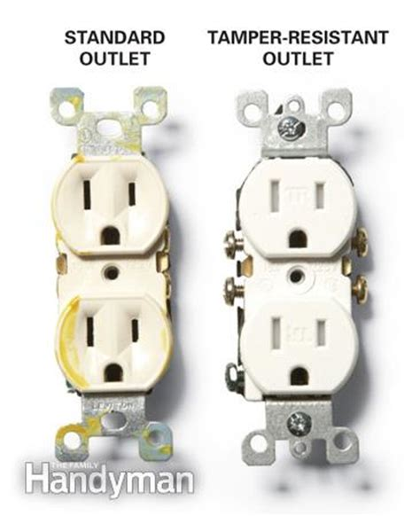how to install a ter resistant outlet the family handyman