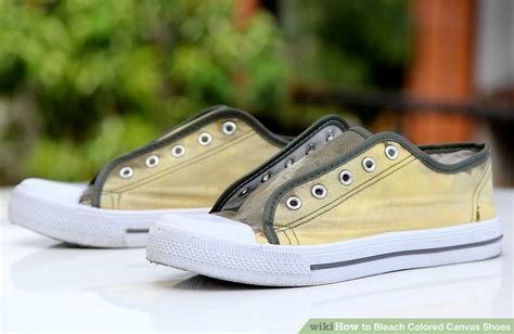 how to clean white canvas shoes with style guru