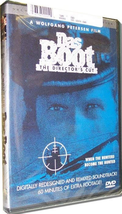 boat dvd das boot the director s cut dvd