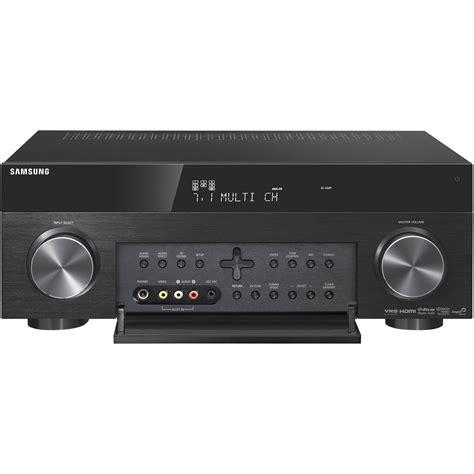 samsung hw d700 7 1 channel a v receiver hw d700 b h photo
