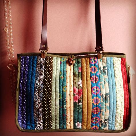 Handmade Fabric Bags Patterns - 2783 best handmade handbags images on couture
