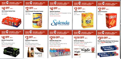 costco printable grocery coupons costco coupon book may 9 june 2 2013 coupons