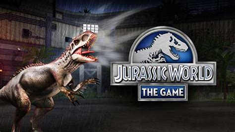 jurassic world the game mod revdl jurassic world the game 1 12 9 apk full for android