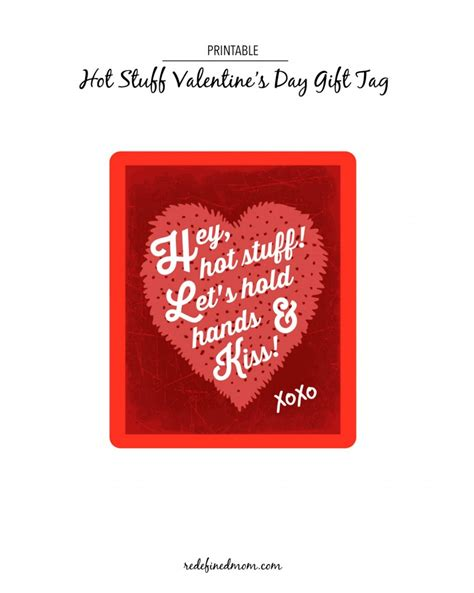 stuff for valentines diy stuff valentine s day gift with free printable tag