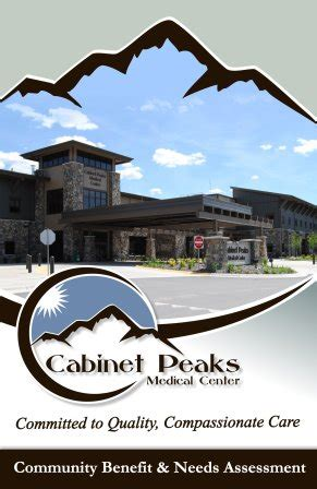 cabinet peaks medical center community impact annual report community needs assessment