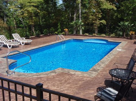 roman pool designs vinyl pools traditional pool charlotte by