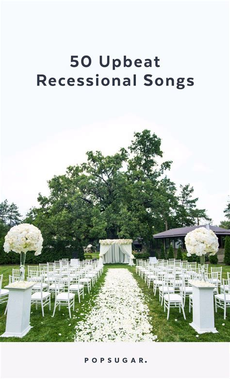best upbeat songs best 25 wedding recessional songs ideas on
