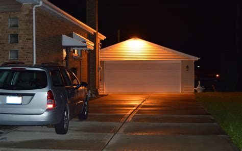 protect your garage with these home security tips home