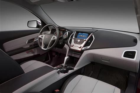 2011 gmc terrain interior new car review 2011 gmc terrain
