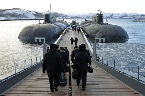 new submarines russia bolsters its submarine fleet and tensions with u s