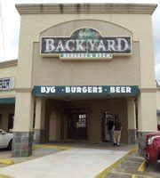 Backyard Cafe And Grill 10 Best Restaurants Near Staybridge Suites Houston I 10