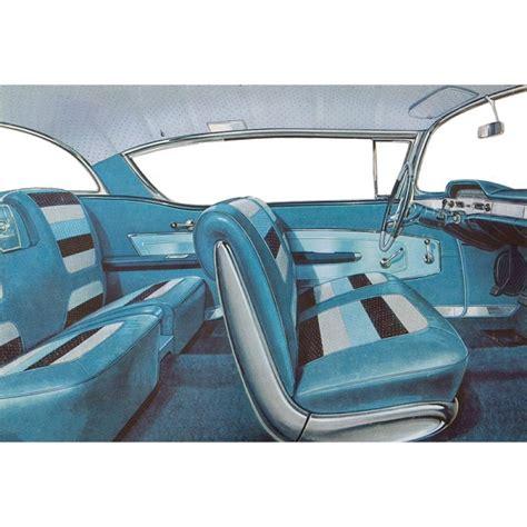 66 impala interior kits 1958 chevy impala 2 door hardtop complete interior kit