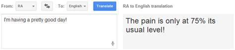 résumé translation ra to translations rheumatoid arthritis