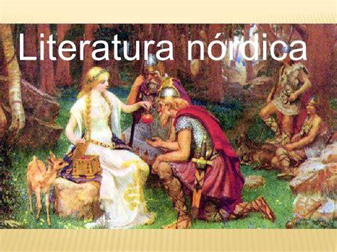 mitos inventados cortos literatura nordica