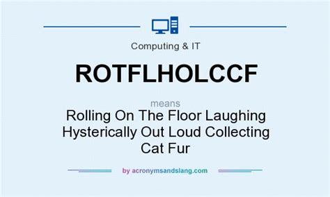what does rotflholccf definition of rotflholccf