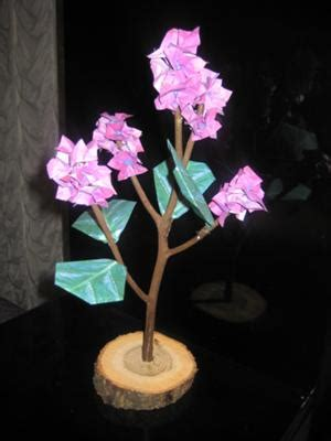 Origami Flower Decorations - origami flower decoration