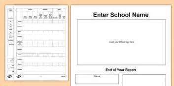 progress report format sample format for a typical progress report