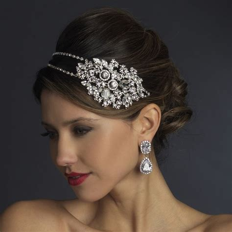 hairstyles with double headband 25 best wedding hairstyles for medium length hair images