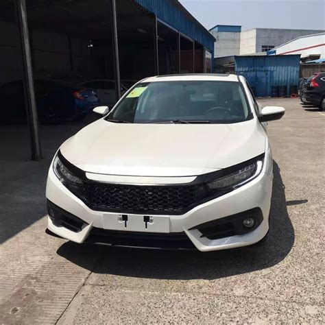Honda Jazz Led Package Front Grill All New Jazz Drl Diskon hi q front grill grilles honeycomb replacement for honda civic 10th 2016 190672189858 ebay