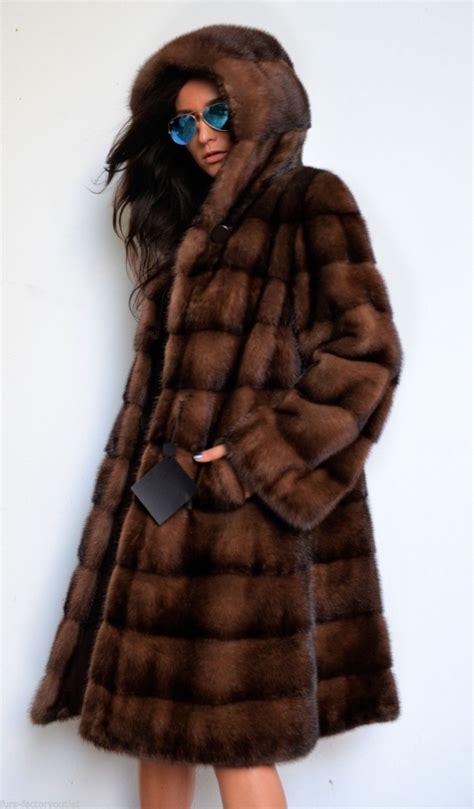 mink color mink furs color royal saga mink fur coat with
