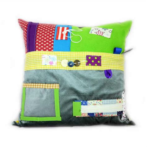 Sensory Pillow by Sensory Cushion For Dementia Patients