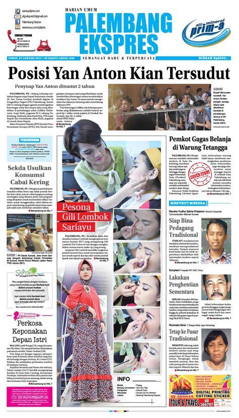 Kemeja Songket Palembang 27 palembang ekspres sabtu 27 januari 2017 by palembang ekspres issuu