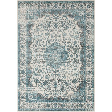 astoria grand barlett gray teal area rug reviews wayfair