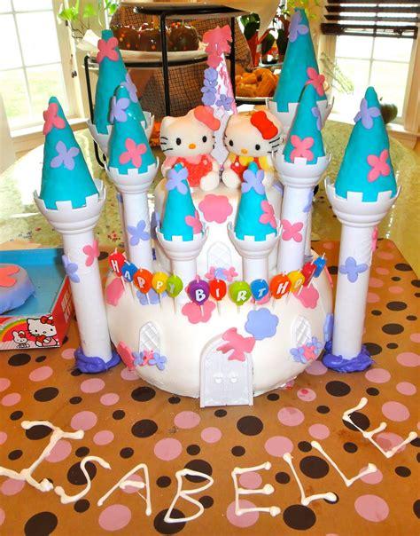 hello kitty birthday themes pamcakes hello kitty birthday party